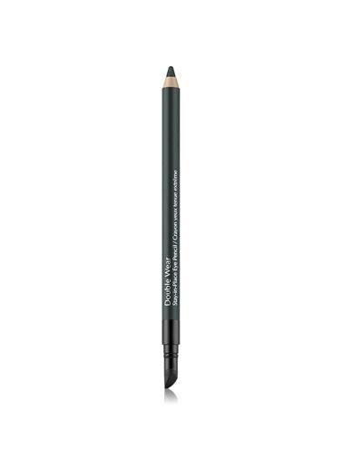 Estée Lauder Estã©E Lauder Double Wear Eye Pencil 12 Saat Kalıcı 2 Taraflı Night Violet Dağıtıcı Smoke Renk Sünger & Göz Kalemi Renksiz